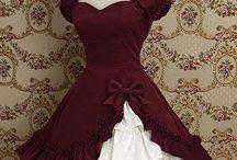 vestidos de huasa