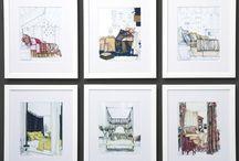 Artwork / by Birgit Anich Staging & Interiors