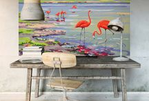 Wall Covering and Mural, Wall Decal
