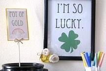 Luck of the Irish / by Holly Buchanan