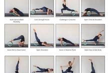 Yoga Wheels