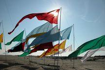 Vrolijke vlaggen