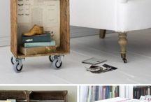 belsőépítészeti, dekorációs ötletek