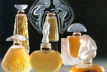 Perfume Bottles / by Norma Crain