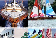 enjoy//sailing / sailboats / by Lindsey Grice