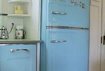 Retro/Vintage Kitchen Ideas