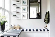 Mudrooms/ laundry rooms