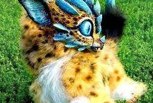 cheetah dragon
