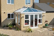 Conservatory - extension / Modern conservatories and glazed extensions