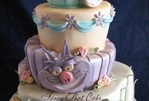 cake decorating / by Nancy Ristich