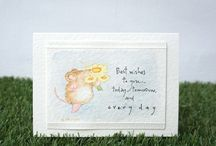 Penny Black Inc / Cards using Penny Black stamps