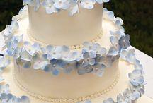 wedding  ケーキ