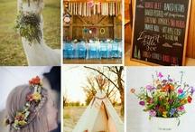Festival wedding theme