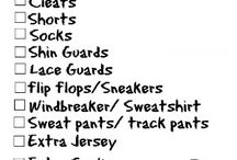Soccer workouts