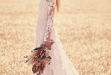 Jennifer's Styled Shoot Inspiration : Boho Bridal