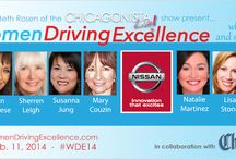 Women Driving Excellence 2014 - #WDE14
