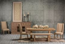 Decadent Dining Rooms / Celebrate special occasions by gathering around your dining table in style.