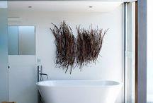 bathrooms / by Tina Koenig