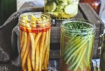 Preserve / Pickling, Canning and Preserving
