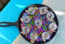 Braeden's Glamping Birthday Party