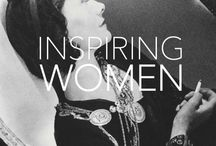 Inspiring Women... / Women who made History