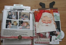 December Daily journal / by Terri DeMenge