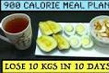 Fastest Method To Lose 10Kgs Of Weight in 10 Days
