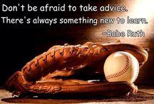 Softball Sport Quotes