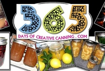 RECIPES:CANNING / by Shannon Warnick