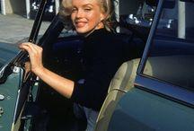 Marilyn  / by Amy Marino Ambrose