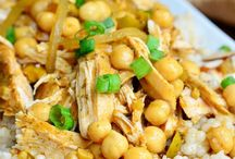 Food - Slow Cooker Dishes / Meals cooked up in a slow cooker or aka Crock pot