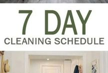 Cleaning Schedules