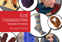Books on Knitting!