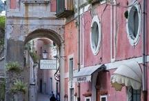 Vivere e amare in Italia  / A dream come true.