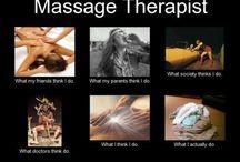 Massage therapy/Massothérapie