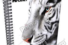 Cuaderno Animal Planet / Línea Escolar Primavera Regresa a Clases con TODO