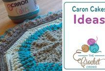 Caron cake crochet ideas
