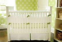 Kids Rooms/Nurseries / by Meaghan Graves