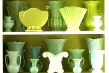 Pottery & Glassware / by Sedalia Teshka