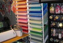 Crafty / Ideas, crafts, storage ideas