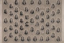 Signers of the Declaration of Independence / by Mary Lee (Skokos) Leszczuk
