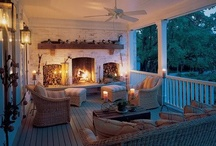 I Love A Porch / by Tiffany Leach