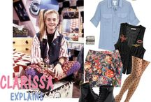 Filmic>Clarissa Darling Style / by Sarah A