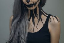 makeup ideas for helloween
