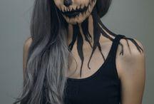 makeup ideas for helloween