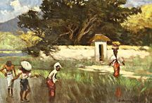 Basuki Abdullah Indonesian painting
