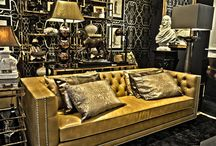 Cosmopolitan Luxury Interiors / NEW! winter/ spring; Sophisticated & High-end collection.