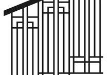 trap en balustrade