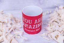 Personalised and Printed Mugs