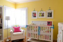Baby's Nursery & Ideas / by Talia